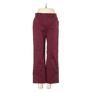 3/$15* NEW- J. Crew burgundy pants